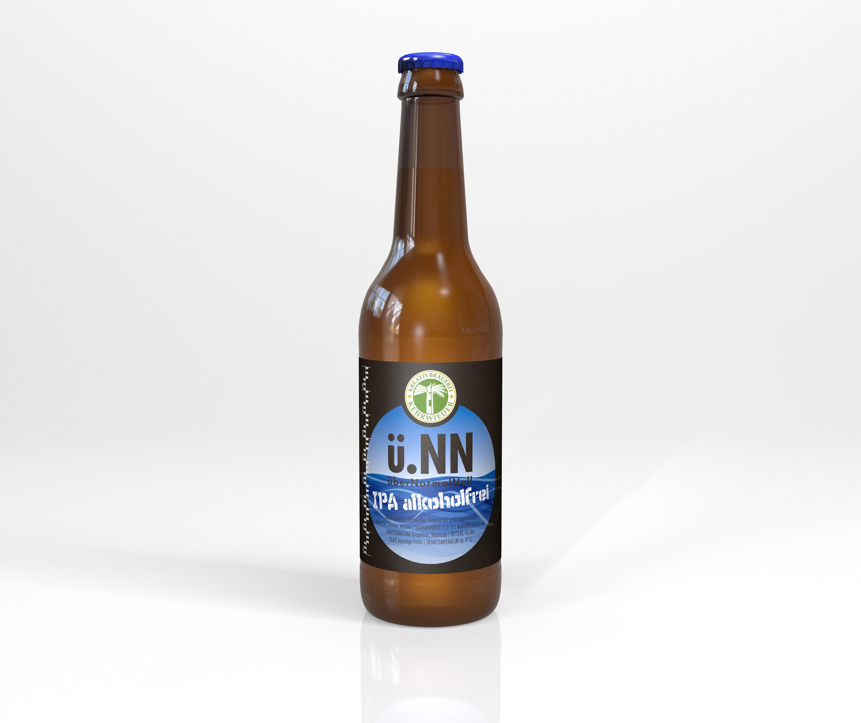Das erste deutsche IPA alkoholfrei
